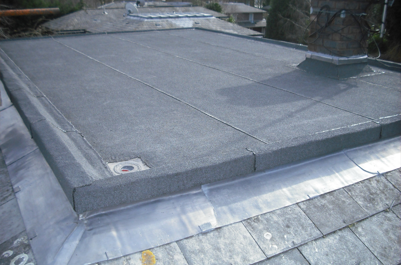 Flat Roofing Kb Roofing